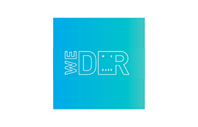 Wedr logo outdoor murder party