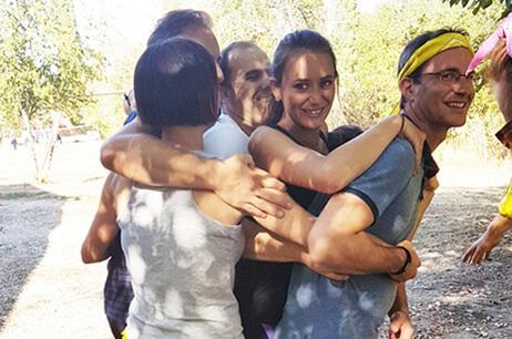 team-building-challenge d'endurance et de solidarité