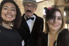Thème Hercule Poirot (la belle epoque)